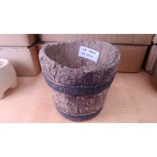 木桶花盆 園藝周邊商品