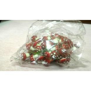 香菇裝飾品 種子、球莖、造型裝飾與其他